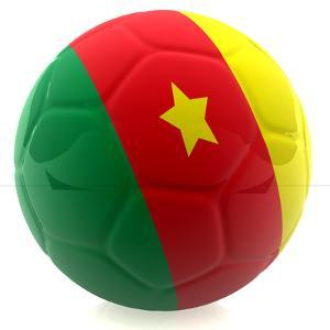Cameroon Football by andres