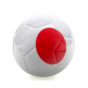 Japan Football by andres