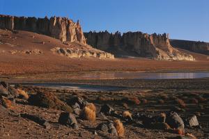 Chile, Altiplano, Los Flamencos National Reserve, Tara Formations by Andres Morya Hinojosa