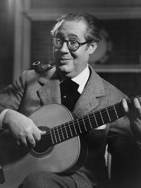 Andres Segovia, Spanish Classical Guitarist