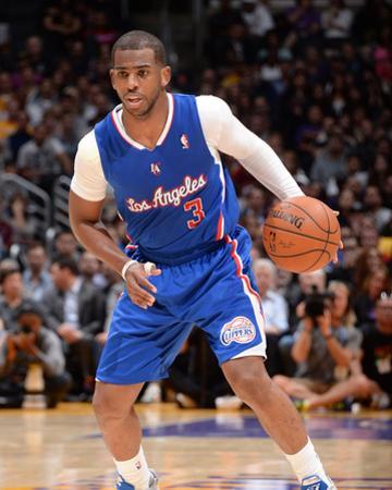 Mar 6, 2014, Los Angeles Clippers vs Los Angeles Lakers - Chris Paul by Andrew Bernstein