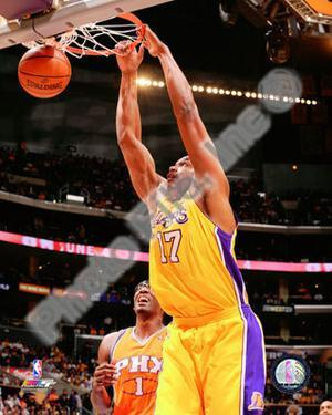 Andrew Bynum 2009-10 Playoff