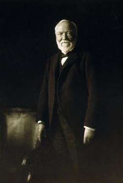 Andrew Carnegie, April 5, 1913