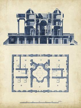 Architectural Blueprint III by Andrew Cook George