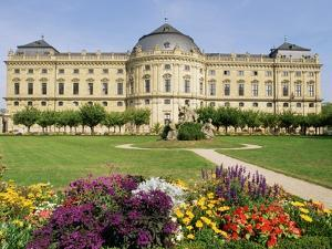 Bishop's Palace, Wurzburg by Andrew Cowin