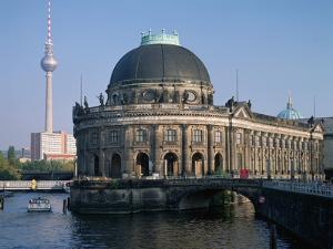 Museum Island, Berlin by Andrew Cowin