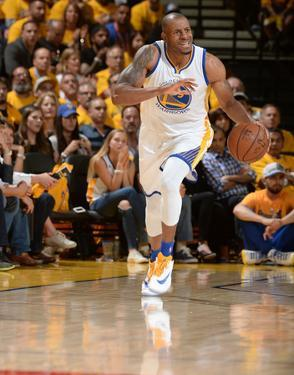 Oklahoma City Thunder v Golden State Warriors - Game One by Andrew D Bernstein