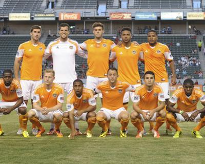 Mls: Houston Dynamo at Chivas USA by Andrew Fielding