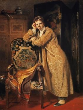 Sir David Wilkie (1785-1841), 1816 (Panel) by Andrew Geddes