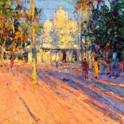 St,Augustine Church, Kerala, 2017 by Andrew Gifford