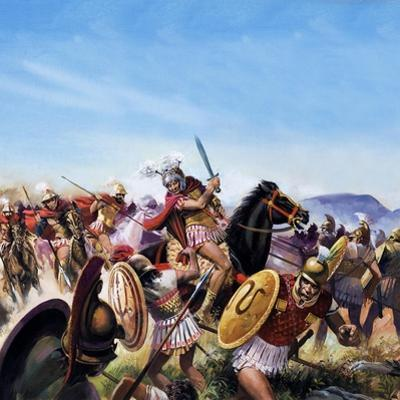 Battle of Cheironeia by Andrew Howat