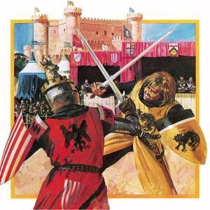 El Cid by Andrew Howat