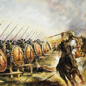 Spartan Army by Andrew Howat