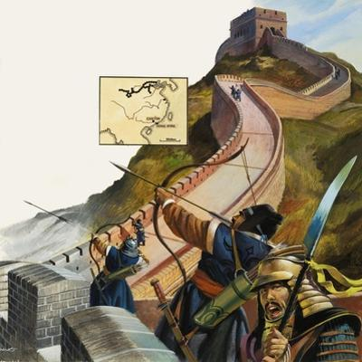 The Great Wall of China by Andrew Howat