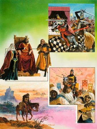 The Story of El Cid by Andrew Howat