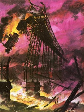 The Tay Bridge Disaster by Andrew Howat