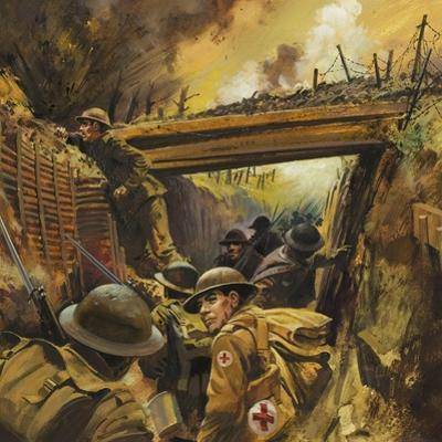 The Trenches by Andrew Howat