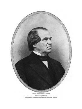 Andrew Johnson, Pres.