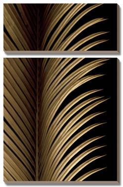 Tropical Leaf Study I by Andrew Levine