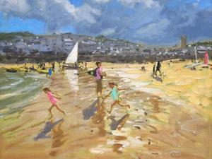 August in St Ives 2013 by Andrew Macara
