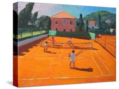 Clay Court Tennis, Lapad, Croatia, 2012 by Andrew Macara