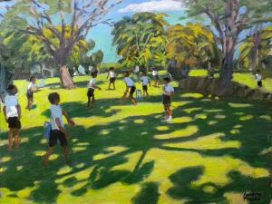 Cricket, 2011 by Andrew Macara