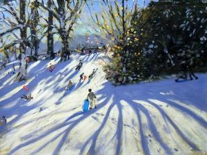 Early Snow, Darley Park by Andrew Macara