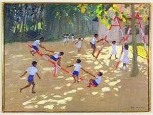 Playground, Sri Lanka, 1998 by Andrew Macara
