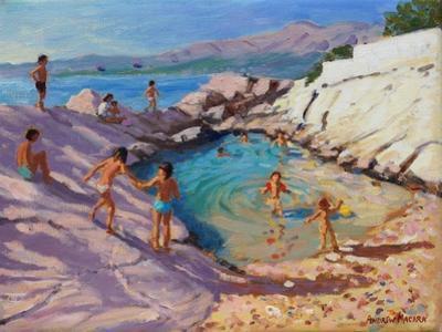 Sea Pool, Croatia by Andrew Macara