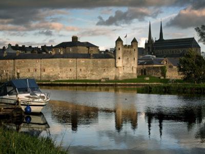 Enniskillen Castle on the Banks of Lough Erne, Enniskillen, County Fermanagh, Northern Ireland
