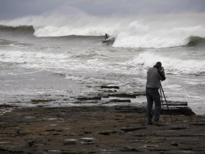 Surfing the Reefbreaks of County Donegal, Ulster, Republic of Ireland