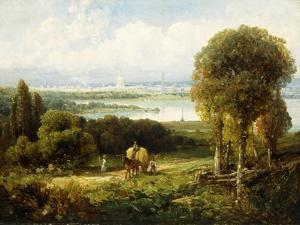 View of Washington by Andrew Melrose