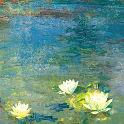 Flowers in the Pond by Andrew Michaels