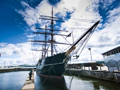 The RRS Discovery, Discovery Museum, Dundee, Scotland, United Kingdom, Europe