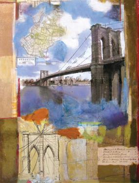 Brooklyn Bridge II by Andrew Sullivan