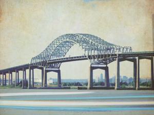 Casciano Bridge by Andrew Sullivan