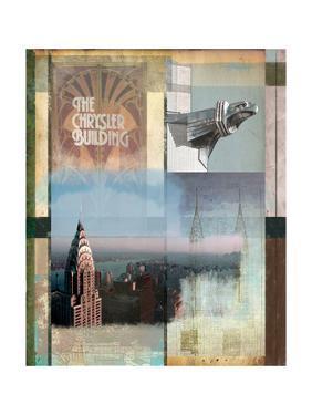 Chrysler Collage by Andrew Sullivan