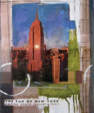 Empire State Collage by Andrew Sullivan