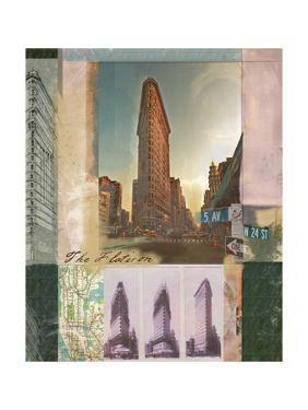 Flatiron Collage by Andrew Sullivan