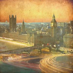 London Echelle by Andrew Sullivan