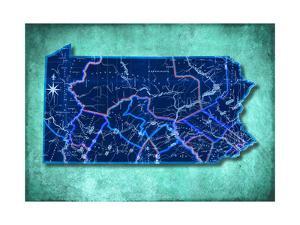 Pennsylvania Turquoise by Andrew Sullivan