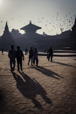 Durbar Square, Bhaktapur, UNESCO World Heritage Site, Nepal, Asia by Andrew Taylor