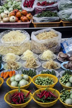 Nonthaburi Market, Bangkok, Thailand, Southeast Asia, Asia by Andrew Taylor