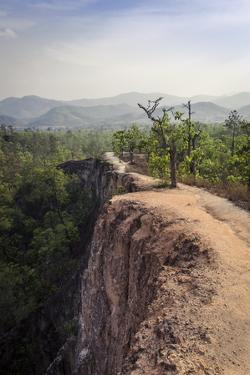 Pai Canyon, Mai Hong Son Province, Thailand, Southeast Asia, Asia by Andrew Taylor