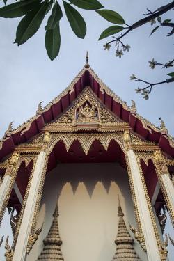 Wat Kongkaramworavihara, Phetchaburi, Thailand, Southeast Asia, Asia by Andrew Taylor