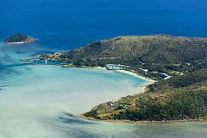 Island Resort by Andrew Watson