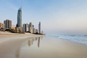 Surfers Paradise by Andrew Watson