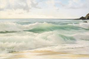 Summer Sea by Andrew White