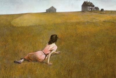 Christina's World, 1948 by Andrew Wyeth