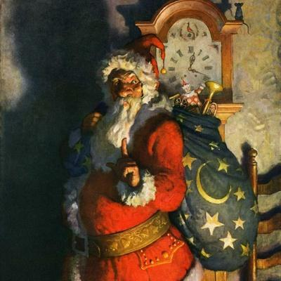 """""""'Twas the Night before Christmas,""""December 1, 1925"""
